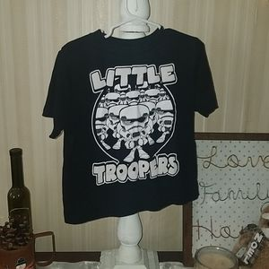Star Wars Little Troopers T-Shirt